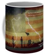 Usa Patriotic Operation Geronimo-e Kia Coffee Mug