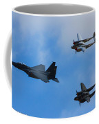 Usaf Heritage Flight Coffee Mug