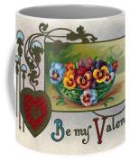 Valentines Day Card Coffee Mug