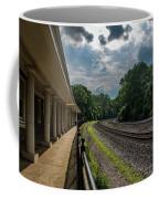 Valley Forge Train Station  Coffee Mug