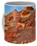 Valley Of Fire Arch At Sunrise Coffee Mug