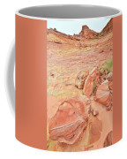 Valley Of Fire's Wash 3 Coffee Mug