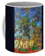 Van Gogh: Hospital, 1889 Coffee Mug by Granger
