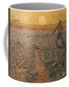 Van Gogh: Sower, 1888 Coffee Mug
