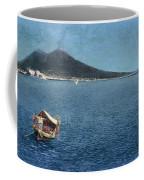 Veduta Del Vesuvio Coffee Mug