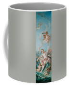 Venus On The Waves Coffee Mug