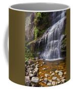 Veu Da Noiva Waterfall Coffee Mug