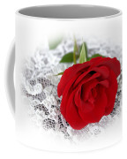 Victorian Rose Coffee Mug