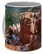 View From Rim Trail Coffee Mug