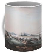 View Of The Thirteen Factories Coffee Mug