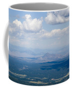 Views From The Pikes Peak Highway Coffee Mug