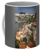 Vila Nova De Gaia And Porto In Portugal Coffee Mug