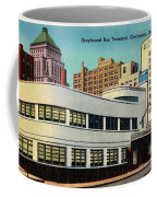 Vintage Cincinnati Postcard Coffee Mug