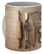 Vintage Cooking Utensils Coffee Mug
