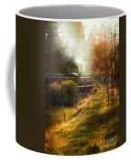 Vintage Diesel Locomotive Coffee Mug