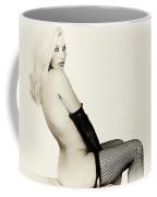 Vintage Pinup Glamour Coffee Mug