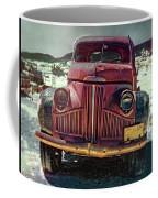 Vintage Studebaker Truck Coffee Mug