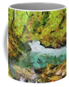 Vintgar Gorge Coffee Mug