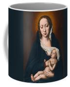 Virgin And Child Coffee Mug