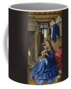 Virgin And Child In An Interior Coffee Mug