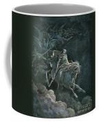 Vision Of Death Coffee Mug