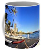 Waikiki Hawaii Coffee Mug