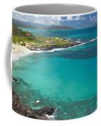 Waimanalo Coast Coffee Mug