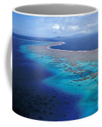 Wakaya Island Aerial Coffee Mug