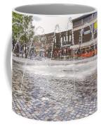 Wakefield City Centre Fountain Coffee Mug