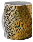 Wales Millennium Centre Coffee Mug