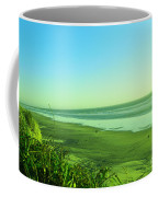 Walking The Beach Coffee Mug
