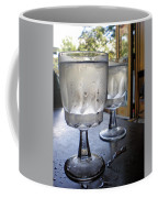 Water Glasses Sweating Coffee Mug