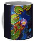 1 Water Nymph Coffee Mug by Milagros Palmieri
