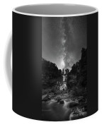 Waterfall Milky Way Coffee Mug