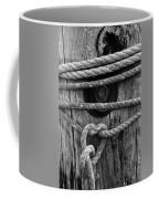 Weathered Rope Coffee Mug