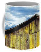 Weathered Wooden Barn, Gaviota, Santa Coffee Mug