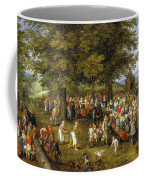 Wedding Banquet Presided Over By The Archduke And Infanta Coffee Mug