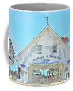 Welcome To Ocean City Coffee Mug