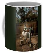 Well Pump Coffee Mug by Yo Pedro