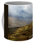 Welsh Mountains Coffee Mug