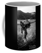 Western Saddle Coffee Mug