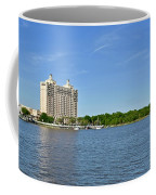 Westin Hotel On The Savannah Waterfront Coffee Mug