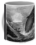 Whaling, 19th Century Coffee Mug by Granger