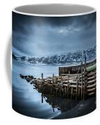 Wharf In Norris Point, Newfoundland Coffee Mug