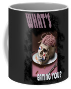 What's Eating You Coffee Mug