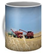 Wheat Harvest 2016 Coffee Mug