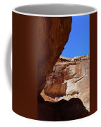 White House Ruin Coffee Mug