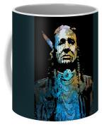 White Man Runs Him Coffee Mug