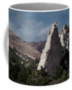 White Rock, Garden Of The Gods Coffee Mug
