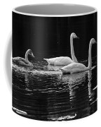 Whooper Swan Family Coffee Mug